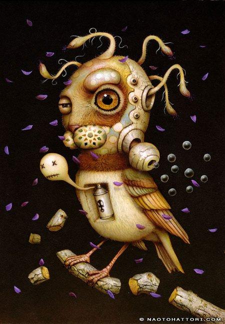 artist Naoto Hattori yishuzs (2)