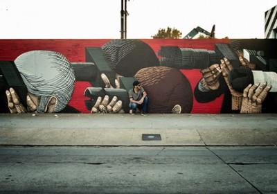 street art Nunca Los Angeles (1)