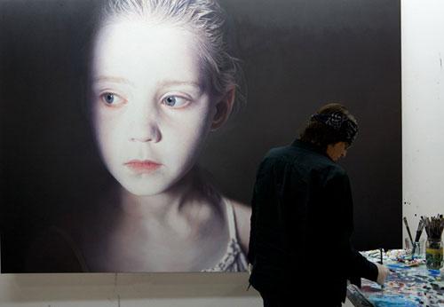 Gottfried Helnwein yishuzs (4)