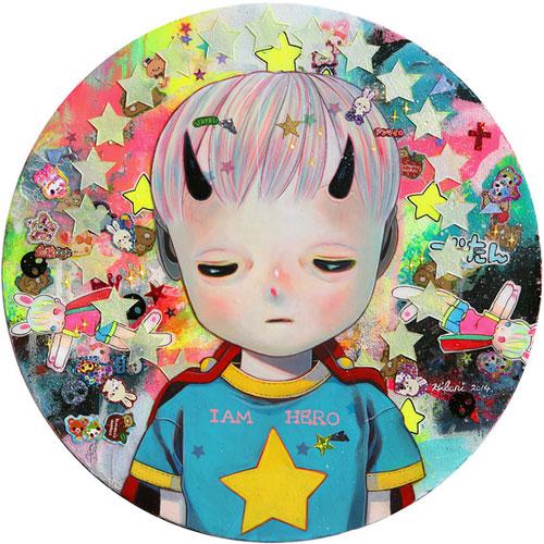 Hikari Shimoda new works-6