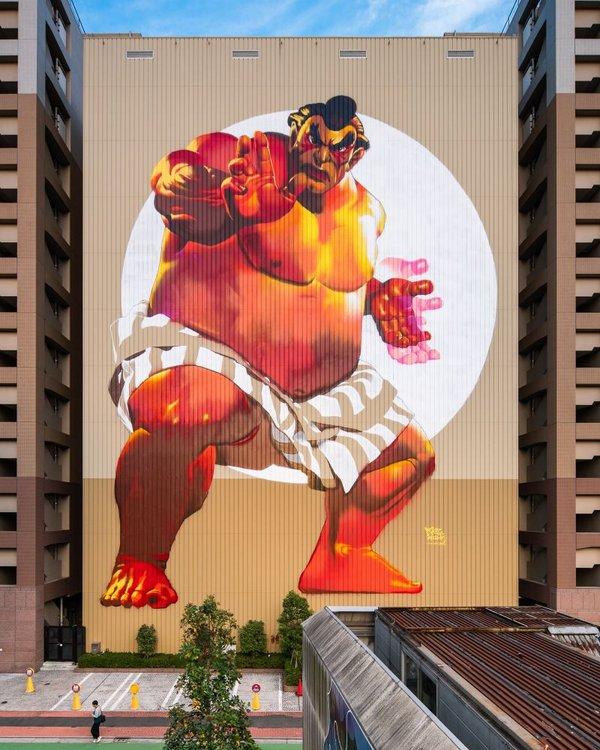 Streets POW WOW Japan 2015-2