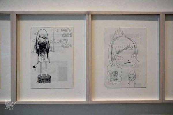 Yoshitomo Nara New Works 2016-6