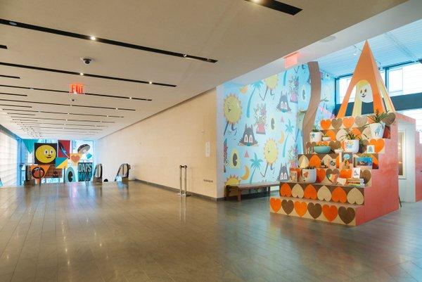 Dabs Myla Viacom Times Square Installation-8