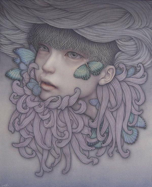 Atsuko Goto The Silence of Idols-12