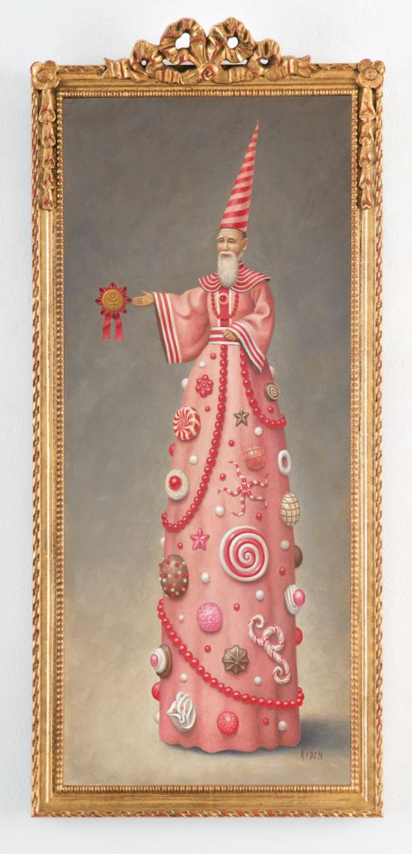 Mark Ryden solo exhibition Whipped Cream-19