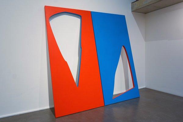 Elian Chali solo exhibition Molestia-9